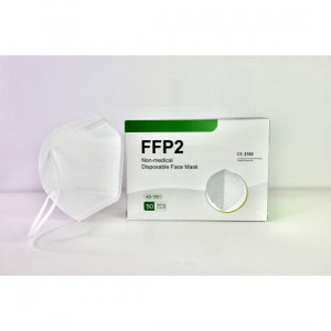 CE Certified FFP2 5 Layer Face Masks (Box of 50)